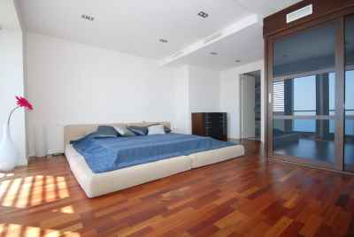 Penthouse with lots of natural light and panoramic sea views  in Barcelona